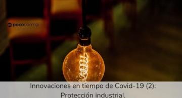 innovación en protección frente COVID-19