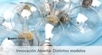 Innovación Abierta Distintos modelos.