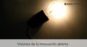 Visiones de la innovación abierta